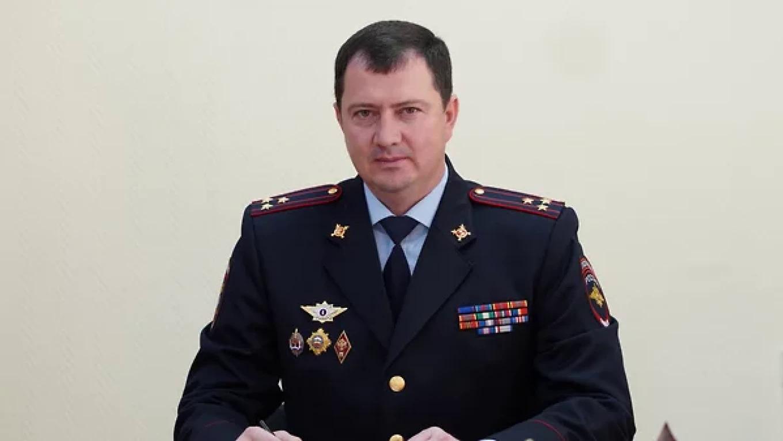 Cảnh sát Alexei Safonov. Ảnh: stapravda.ru.