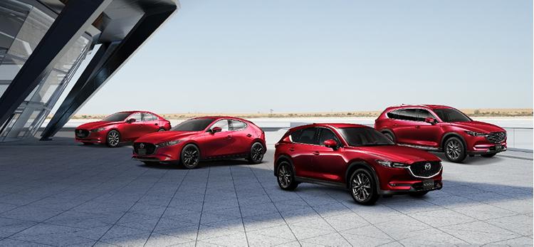 Các mẫu xe Mazda đang được ưu đãi trong tháng 7.