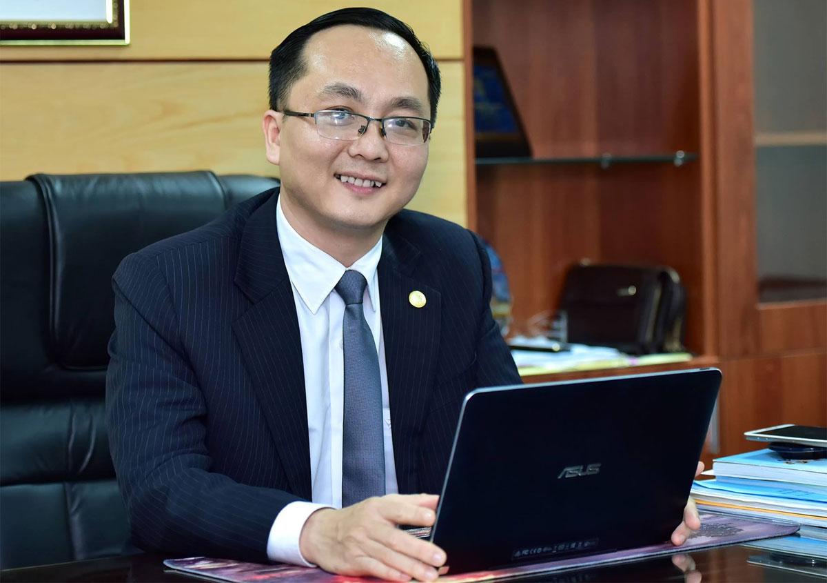 Ông Nguyễn Việt Linh, chuyên gia định hướng nghề nghiệp. Ảnh: Nhân vật cung cấp.