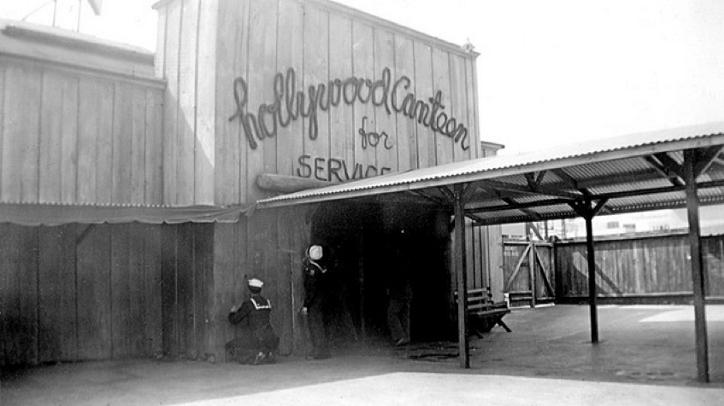Canteen Hollywood. Ảnh: ichi