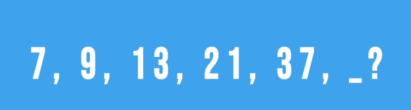 Thử thách tìm quy luật dãy số - 3