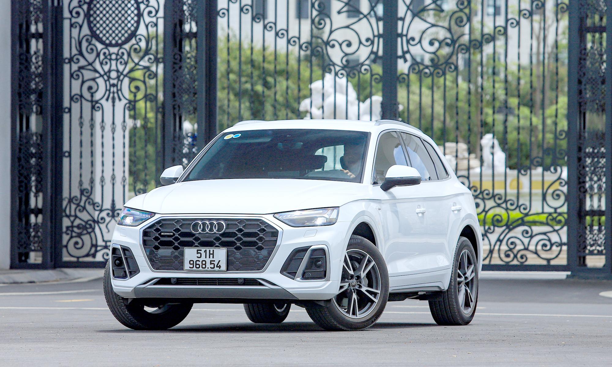 Audi Q5 2021 phiên bản S-line. Ảnh: Lương Dũng.