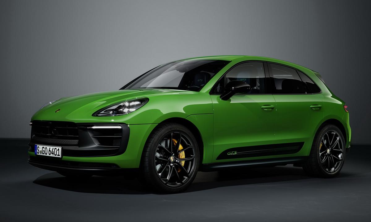 Bản cao cấp nhất Macan GTS 2022 giá 80.000 USD. Ảnh: Porsche