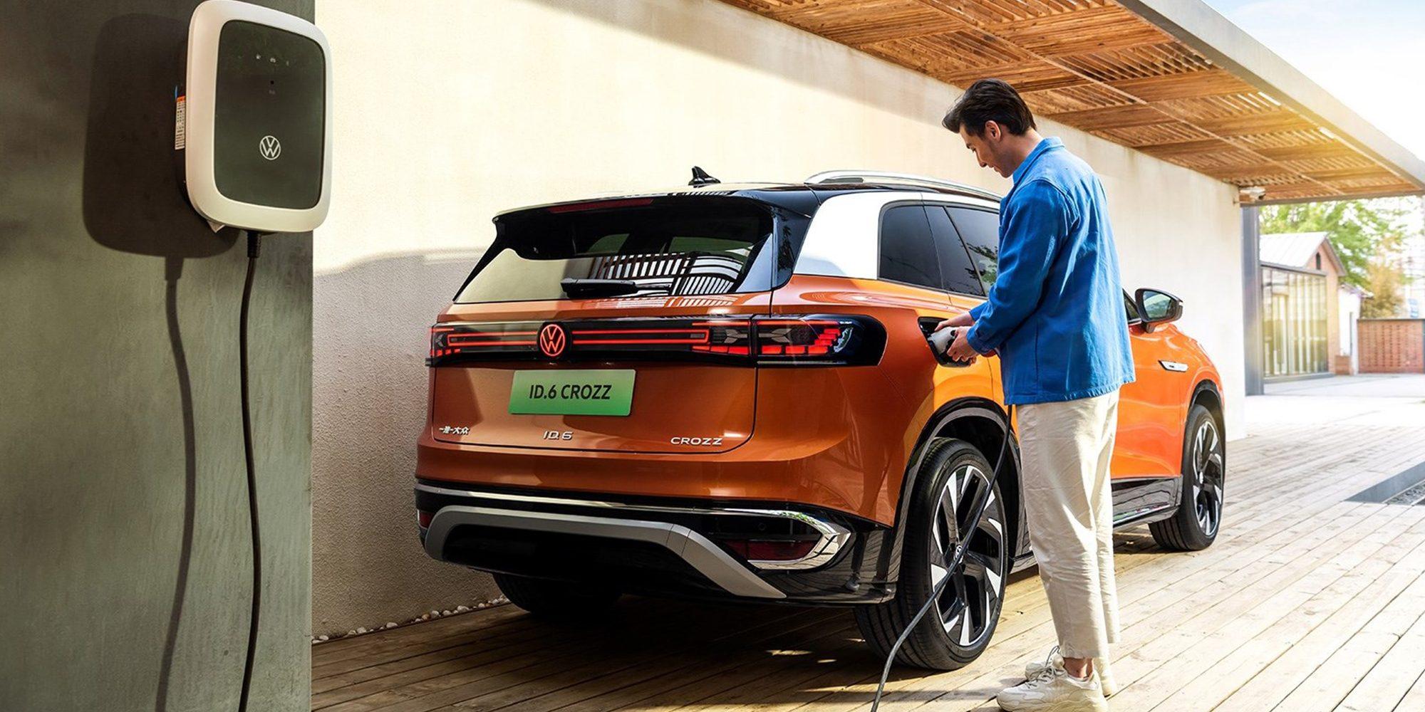 VW ID.6 rẻ hơn đáng kể đối thủ Tesla Model Y.