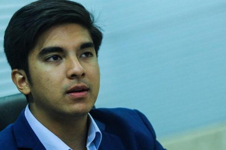 Cựu bộ trưởng Thanh niên và Thể thao Malaysia Syed Saddiq Abdul Rahman. Ảnh: Star.