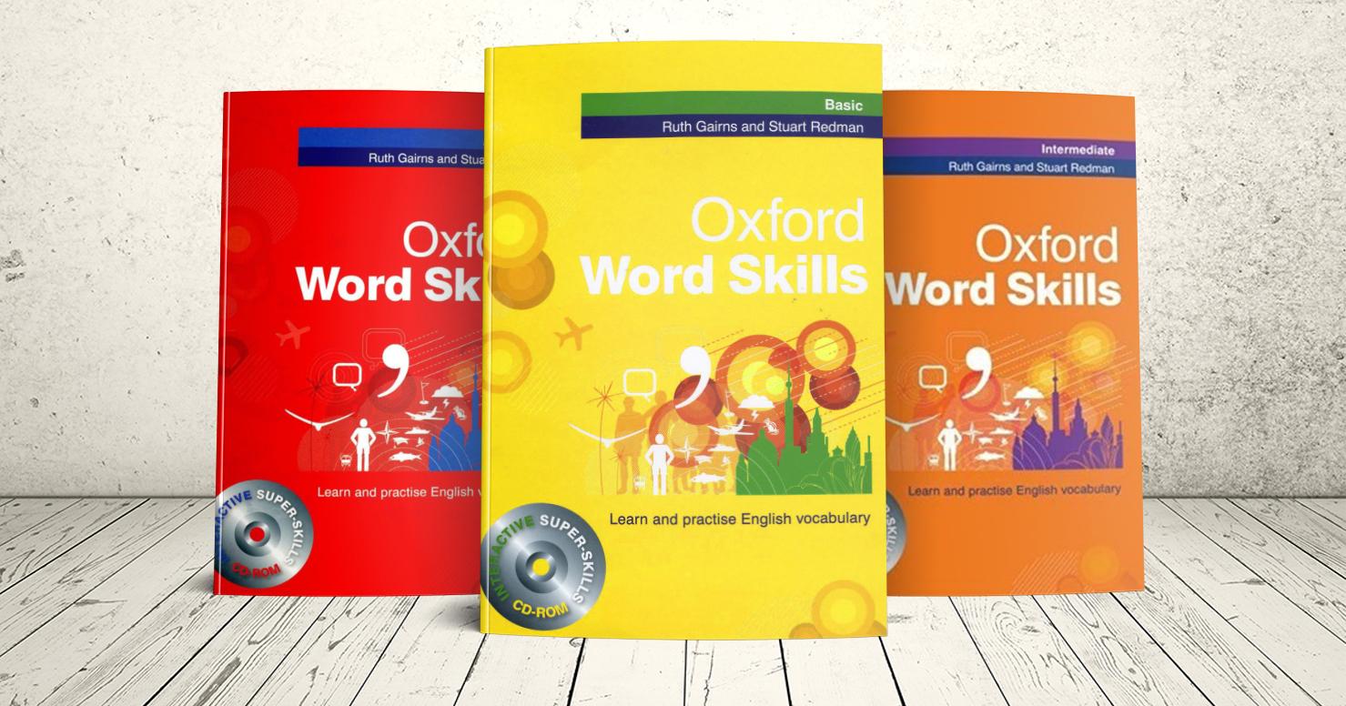 Oxford Word Skills.