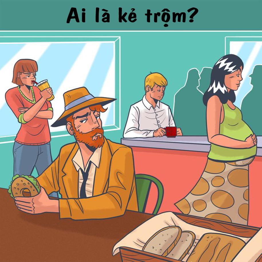 Ai là kẻ trộm?