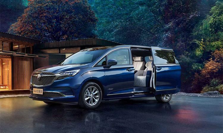 GL8 Avenir bản 4 chỗ với màu ngoại thất độc quyền. Ảnh: Buick