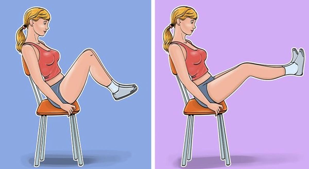 Những bài tập thể dục đơn giản tại nhà cho học sinh - 2