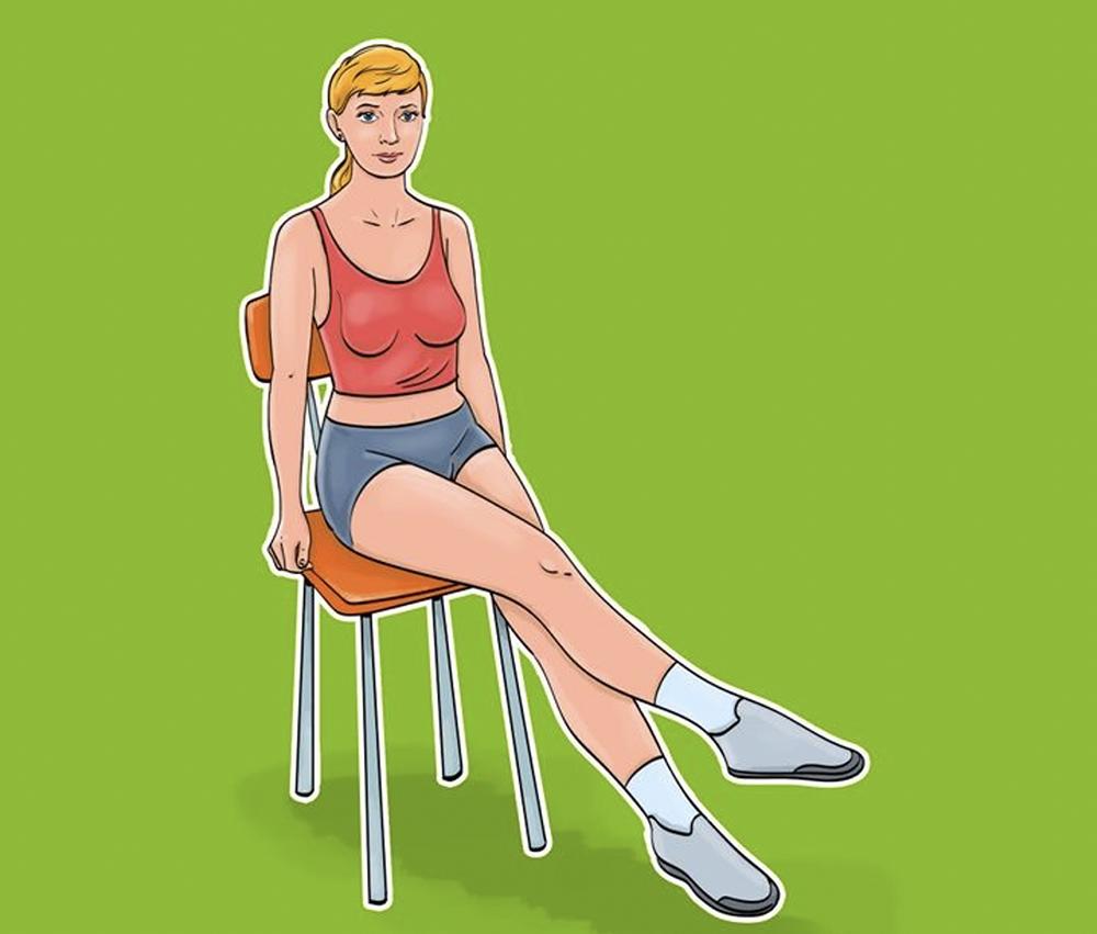 Những bài tập thể dục đơn giản tại nhà cho học sinh - 4