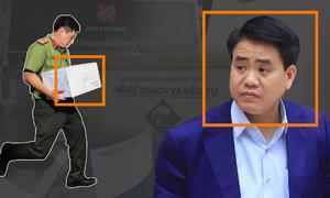 Ông Nguyễn Đức Chung 3 lần bị khởi tố