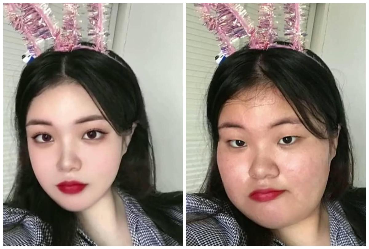 Mời mọi người điểm khác nhau giữa hai tấm hình...