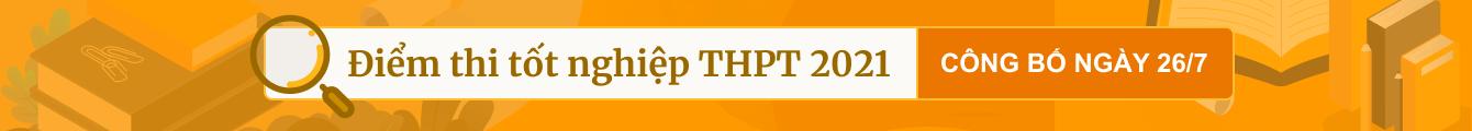 Tra cứu điểm thi THPT quốc gia 2021