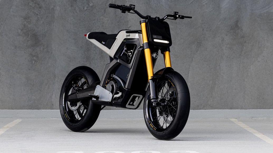 Thiết kế xe máy điện Dab Concept E.