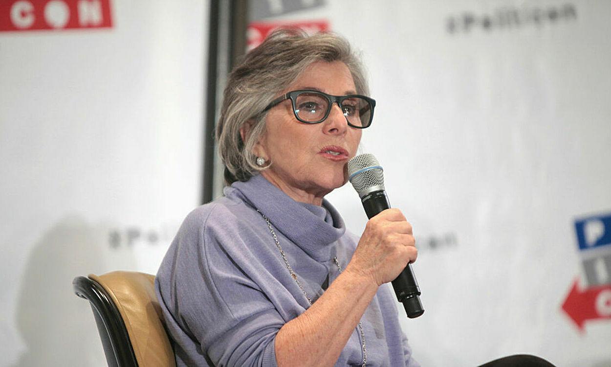 Barbara Boxer phát biểu tại Hội nghị Politicon ở Pasadena, California vào năm 2016. Ảnh: Reuters.