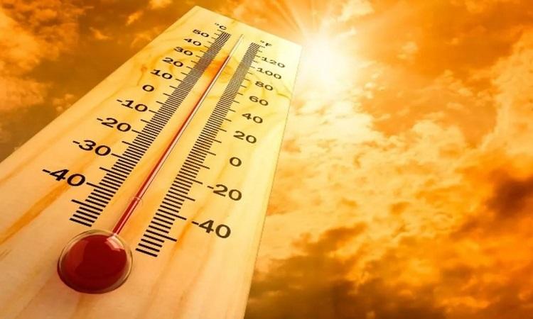Sự ấm lên toàn cầu kéo theo nắng nóng xuất hiện với tần suất cao hơn ở Đông Nam Á. Ảnh: Climate.