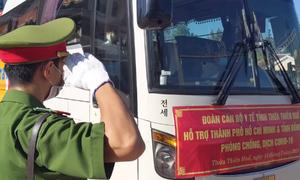Yêu thương hướng về Sài Gòn