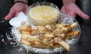 Món khoai tây chiên rắc vàng đắt nhất thế giới