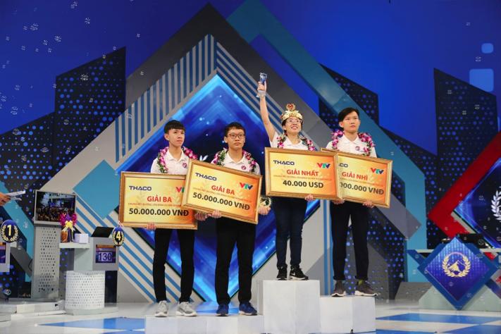 4 thí sinh tham gia vòng chung kết năm của Olympia 2020 đều đăng ký nhập học tại Swinburne Việt Nam