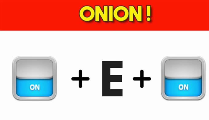 Onion (củ hành)