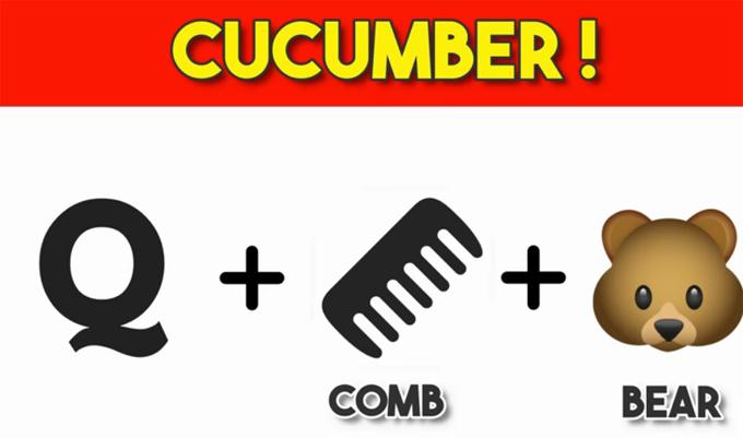Cucumber (quả dưa chuột)