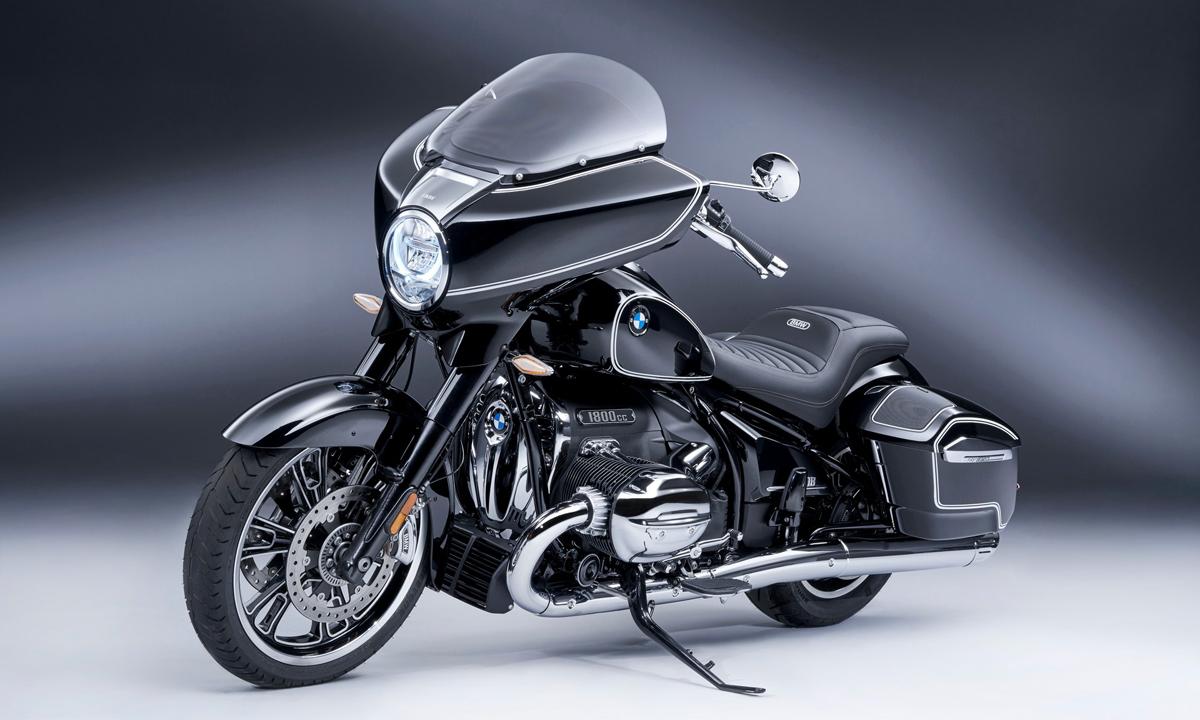 Siêu môtô R18 Transcontinental bản First Edition. Ảnh: BMW