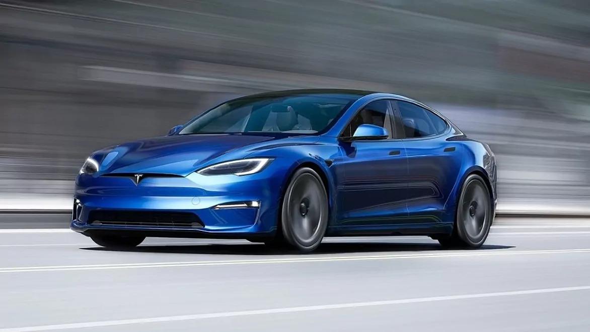 Mẫu Tesla Model S bị ảnh hưởng bởi cập nhật phần mềm. Ảnh: Tesla