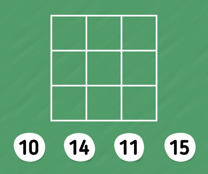 Thử thách đếm hình trong 15 giây