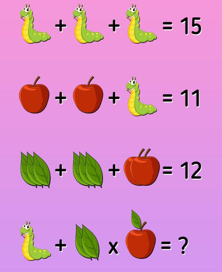 Rèn luyện trí não với bốn câu đố - 1