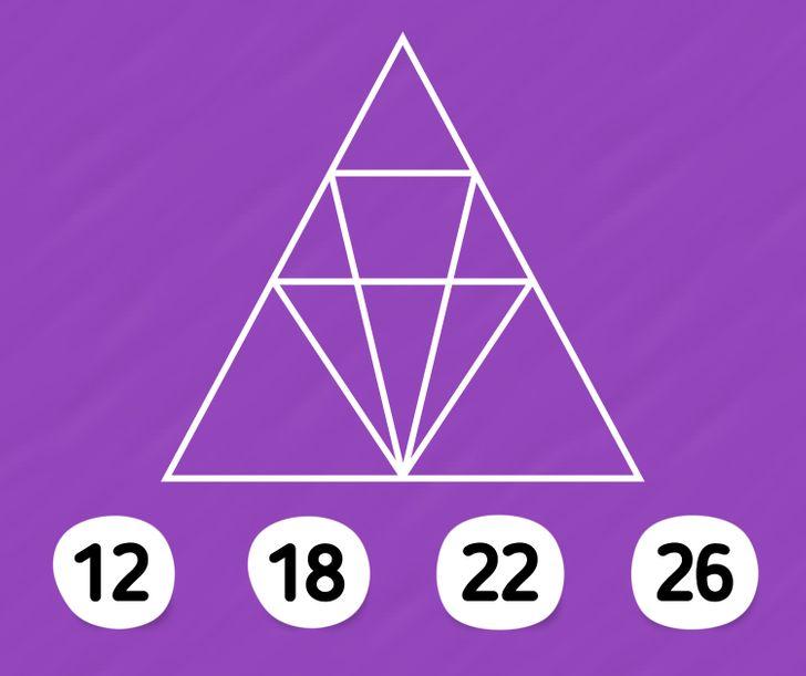 Thử thách đếm hình với bốn câu đố - 1