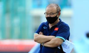 HLV Park trở lại huấn luyện tuyển Việt Nam