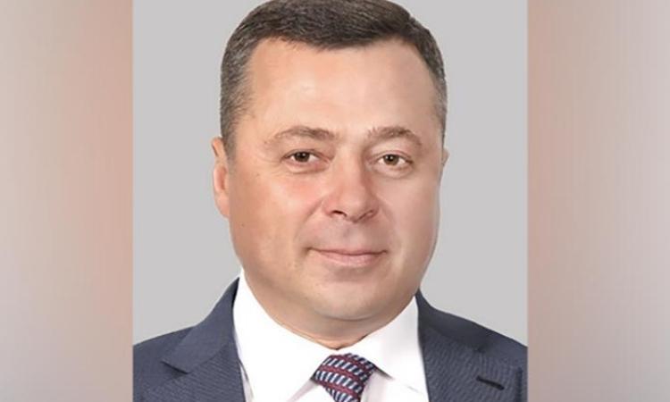 Triệu phú Igor Redkin. Ảnh: đảng Nước Nga thống nhất.