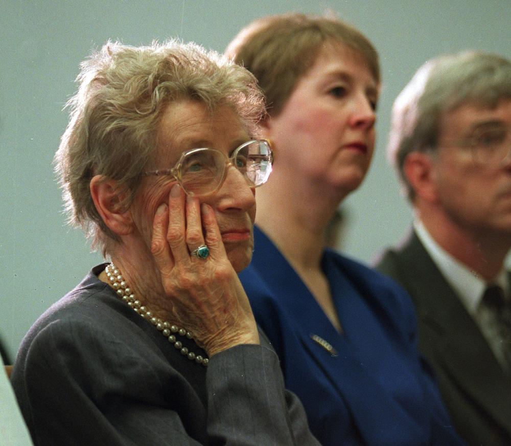 Bà Stella Liebeck khẳng định đeo đuổi vụ kiện 2,9 triệu USD không vì tiền. Ảnh: AP