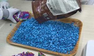 30 kg ma túy ngụy trang chocolate gửi về từ Pháp