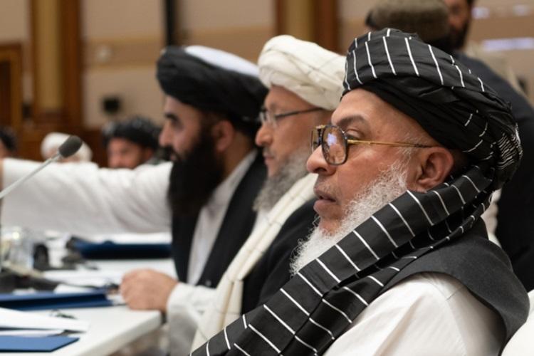 Trưởng đoàn đàm phán Taliban Sher Mohammad Abbas Stanikzai. Ảnh: Al Jazeera.