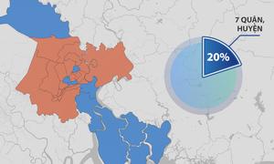 Diễn biến dịch ở 7 quận huyện TP HCM muốn kiểm soát sớm