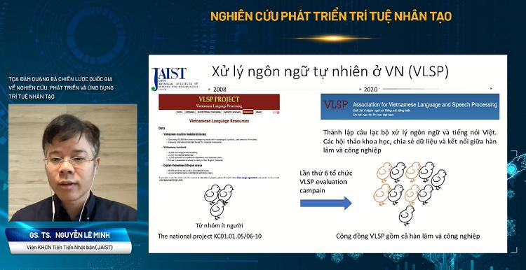 GS TS Nguyễn Lê Minh