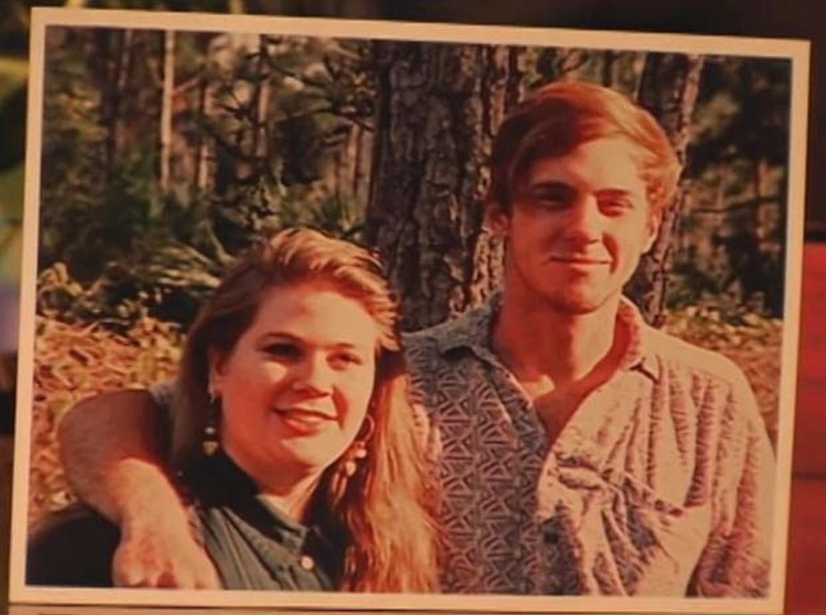 Jeffrey Lamb và vợ, Cathy. Ảnh: imdb