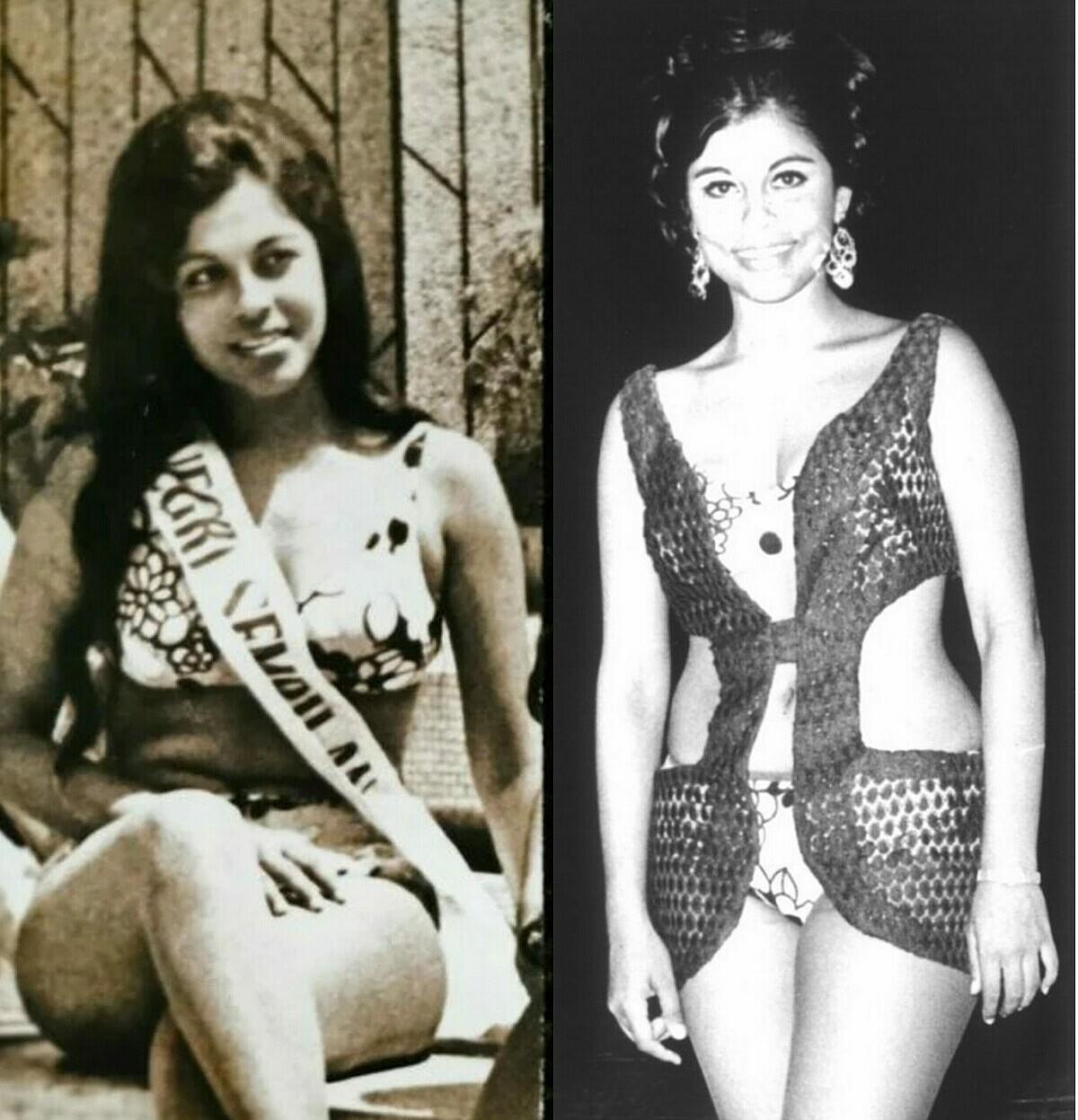 Giành nhiều giải trong các cuộc thi hoa hậu, Jean Perera Sinnappa được người Malaysia mệnh danh Nữ hoàng sắc đẹp. Ảnh: Unreserved Media, NST