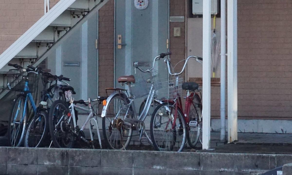 Khu chung cư ở thành phố Inuyama, tỉnh Aichi, từng là nơi sinh sống của người phụ nữ Việt Nam bị kết án sử dụng thẻ cư trú giả. Ảnh: Chunichi Shimbun