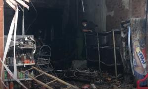 5 người tử vong trong vụ cháy tiệm tạp hóa ở Bình Dương