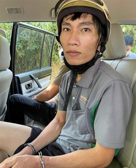 Nghi can Nguyễn Văn Hùng. Ảnh: Trọng Đại