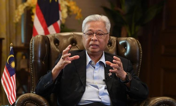 Tân thủ tướng Malaysia Ismail Sabri Yakoob. Ảnh: Bernama.