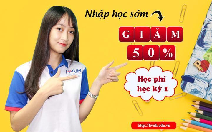 Đại học Hùng Vương TP HCM tung gói hỗ trợ 20 tỷ đồng hỗ trợ tân sinh viên mùa dịch Covid-19.