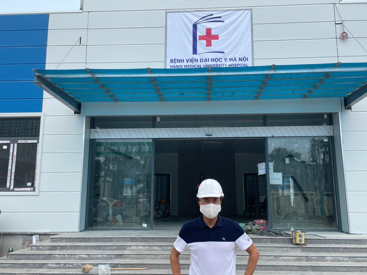 Ông Dương Mạnh Tiến, Giám đốc chi nhánh Hà Nội, Công ty Cổ phần Daikin Air Conditioning (Vietnam). Ảnh: NVCC