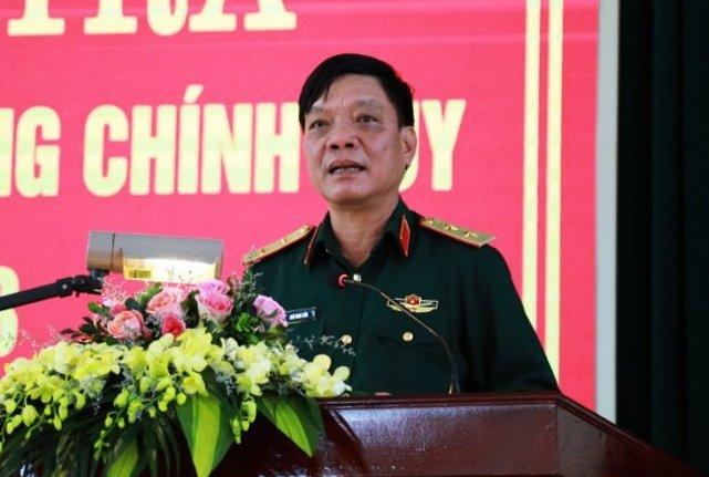 Trung tướng Ngô Minh Tiến, Phó tổng tham mưu trưởng QĐND VN. Ảnh: QĐND