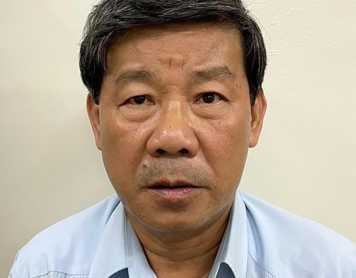 Nguyên Chủ tịch UBND tỉnh Bình Dương Trần Thanh Liêm. Ảnh: Bộ Công an.