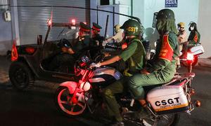 Quân đội xuất quân kiểm soát gần 300 chốt ở TP HCM