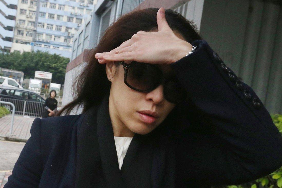 Bác sĩ thẩm mỹ Vanessa Kwan bị kết tội Ngộ sát, đợi tuyên án đầu tháng 9. Ảnh: SCMP