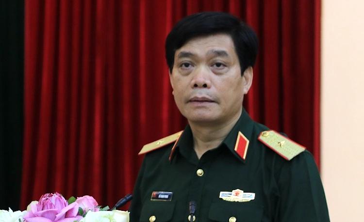 Thiếu tướng Đỗ Thanh Phong, Phó Cục trưởng Cục Tuyên huấn, Tổng Cục Chính trị Quân đội nhân dân Việt Nam. Ảnh: Tuyengiao.vn